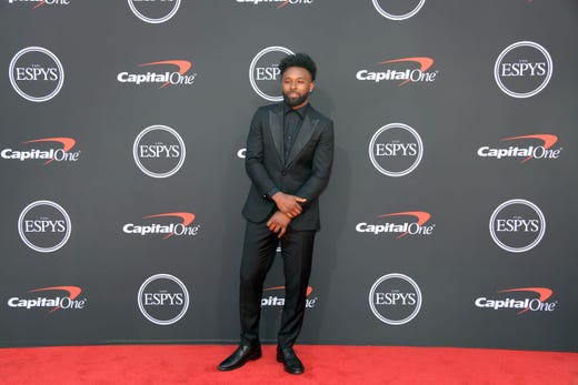 Jarvis Landry, Cleveland Browns player.