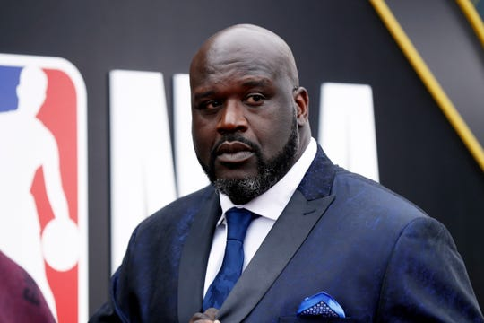 Westlake Legal Group 5e3b22e5-e5f7-4fb1-9975-fd1ef754b191-EPA_USA_BASKETBALL_NBA_AWARDS Shaq started investing like Jeff Bezos: 'I probably quadrupled what I'm worth'