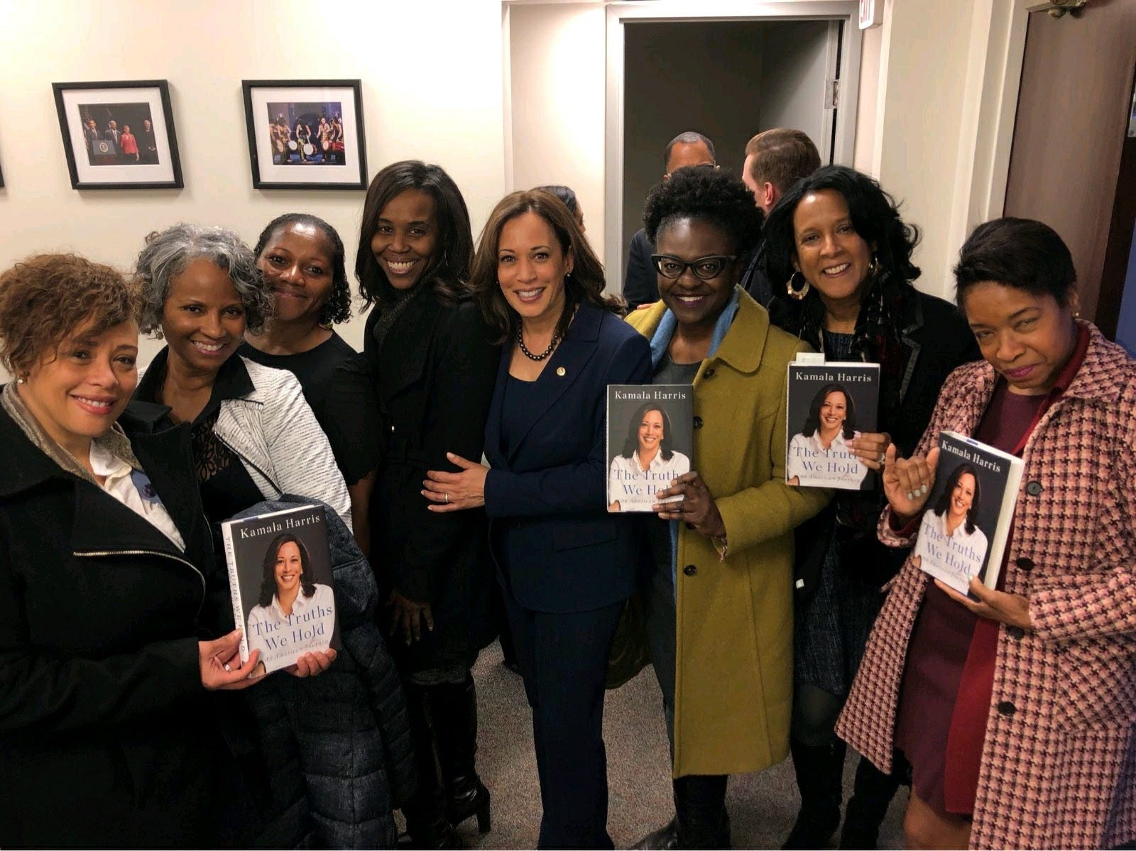Can Kamala Harris Secure The Black Vote With Help From Her Sorority