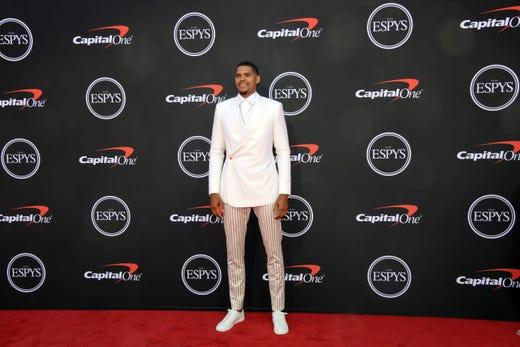 Tobias Harris, Philadelphia 76ers player.