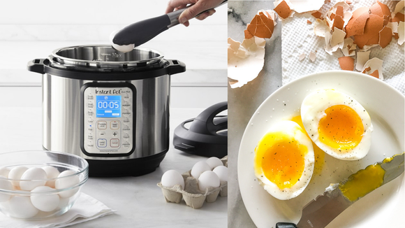 Get every appliance your kitchen needs in one device with the Instant Pot 9-in-1 Duo Plus.