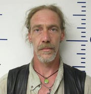 In this booking provided by the Guthrie, Oklahoma Police Department, Stephen Jennings is pictured.