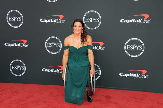 Tatyana McFadden, Paralympic athlete