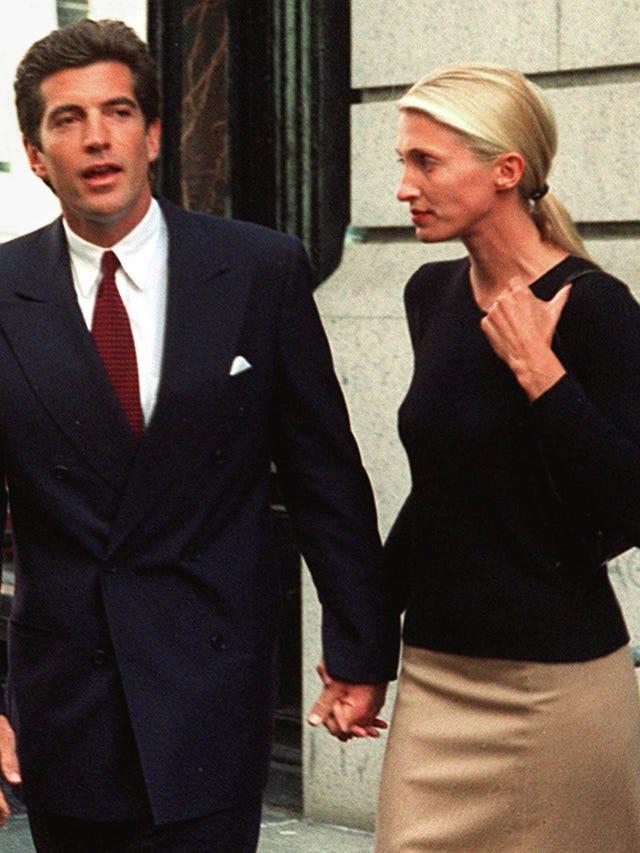 Carolyn Bessette Wedding.Jfk Jr Carolyn Bessette Secret Wedding Tapes Revealed On Tlc Special