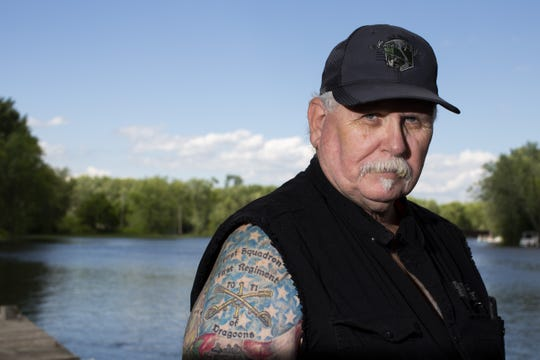 Nick Patoka served in the U.S. Army during the Vietnam War from April 1970 to December 1971. Many Vietnam veterans faced a difficult return when they came back from combat in part because of the country's divisive stance on the war.