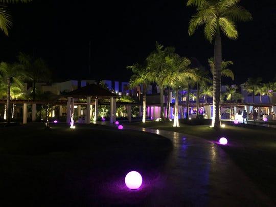 Resort in Punta Cana, Dominican Republic