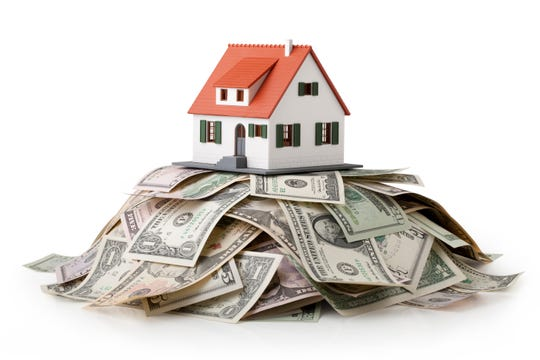 Property taxes in New Jersey