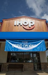 Jack Sayegh, owner EJS Pancake House LLC, has opened his second IHOP restaurant. The new restaurant is located in Wall Township.   Wall Township, NJFriday, July 12, 2019