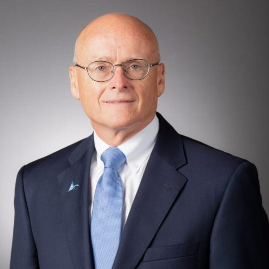 Kennon Briggs, chairman of UNC Asheville Board of Trustees