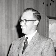 William A. Fleming, a native of Battle Creek, Michigan, is credited for engineering the blue print for the Apollo Lunar landing  on July 20, 1969