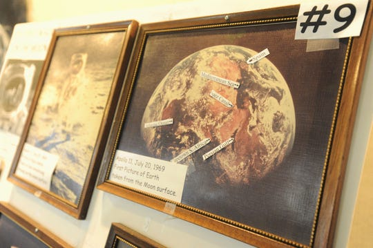 An exhibit created by Dawson Hunter, a Black Mountain resident who, as an engineer for Grumman Corp., helped design the lunar module used in the Apollo 11 mission will be featured in the Apollo Party at the Black Mountain-Tyson Library on July 20.