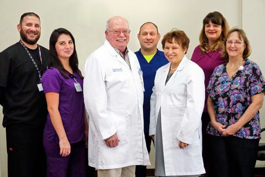 The multidisciplinary team at Parrish Cancer Center offers patients and families hope with an integrated system of care.
