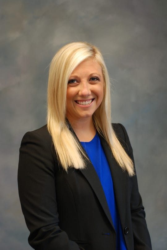 Lynsey Trusty takes over as head coach of the Wynford volleyball program this fall.
