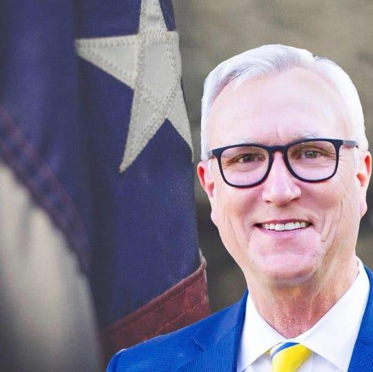 Former U.S. Rep. Chris Bell