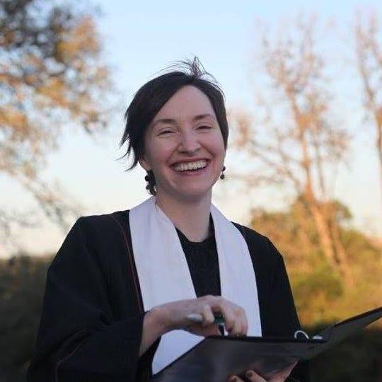 The Rev. Amelia Fulbright