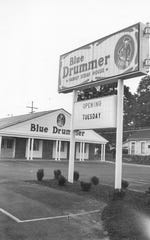 The Blue Drummer was located at 181 N. Bridge Street in Chillicothe.