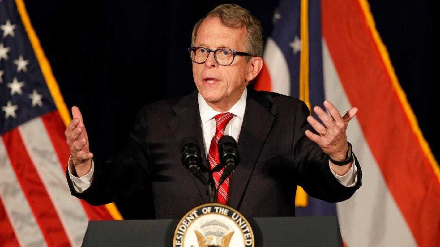 DeWine dismisses proposal to use fentanyl for executions