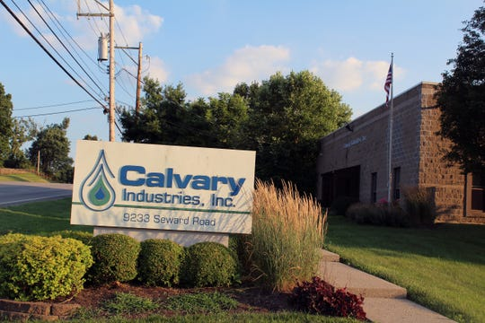 Fairfield City Council approved a 5-year, 60 percent tax abatement for Calvary Industries as an incentive to expand its production facility in Fairfield rather than central Louisiana.