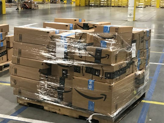 Amazon in Edison is prepped for Prime Day