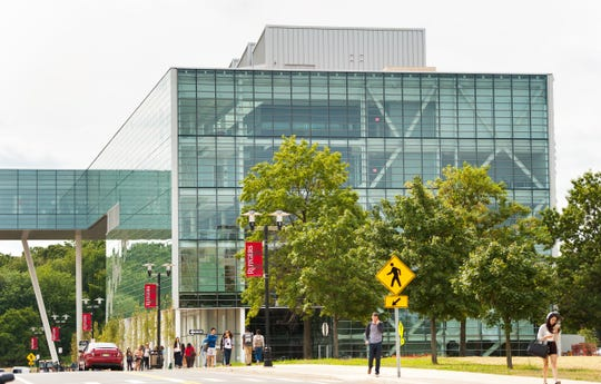 The south side of Rutgers Business School, located on 100 Rockefeller Road in Piscataway, is dedicated to Jaceryll Malabuyoc de Chavez.
