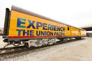 The Experience the Union Pacific mobile museum and historic steam-powered train will be making stops across Iowa throughout the last week of July.