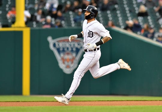 There hasn't been much of a market for Nick Castellanos going back to last trade deadline