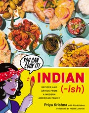 "The author of ""Indian-ish,"" a cookbook of Indian-American recipes, comes to Frame for a dinner this fall."