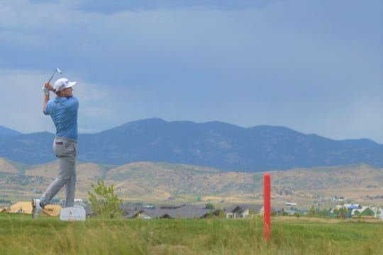 The final round of the TPC Colorado Championship at Heron Lakes is on Sunday.