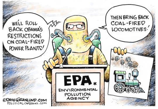 EPA on coal-fired plants.