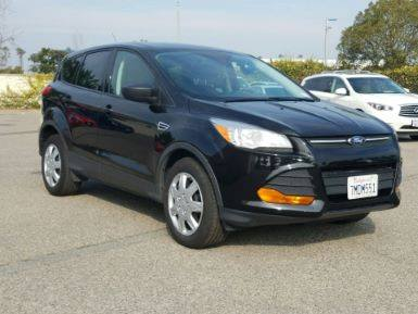 A 2013 Ford Focus (an example photo, not car in question).