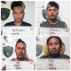 Four charged in alleged drunken assault on strangers in Tamuning, Dededo