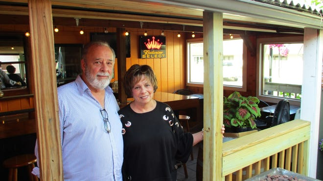 Warren and Paula Miller are the owners of the Tuscan Moon Grill on Fifth.