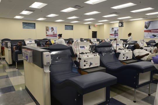 New CSL Plasma center puts $70,000 back into Jackson in