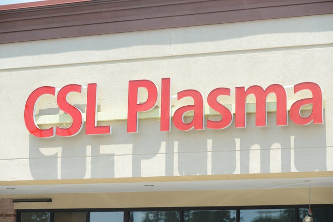 CSL Plasma is the first plasma donation center to open in Jackson.