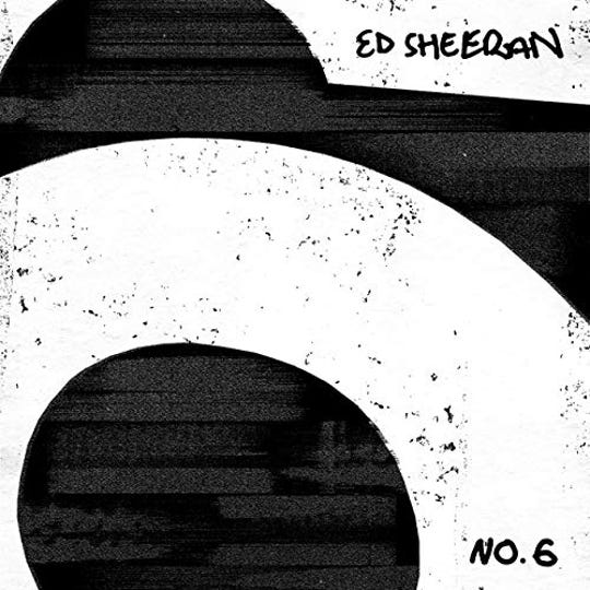 """No. 6 Collaborations"" by Ed Sheeran"