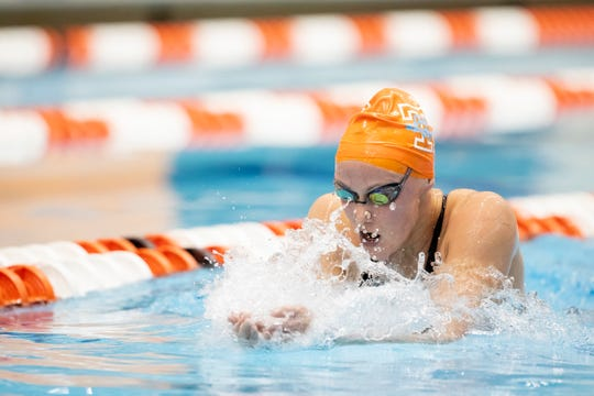 Tennessee swimmer Madison Graham was one of four Vols to attend the Joint SEC Student-Athlete Leadership Council meeting in Birmingham, Ala., in late June.