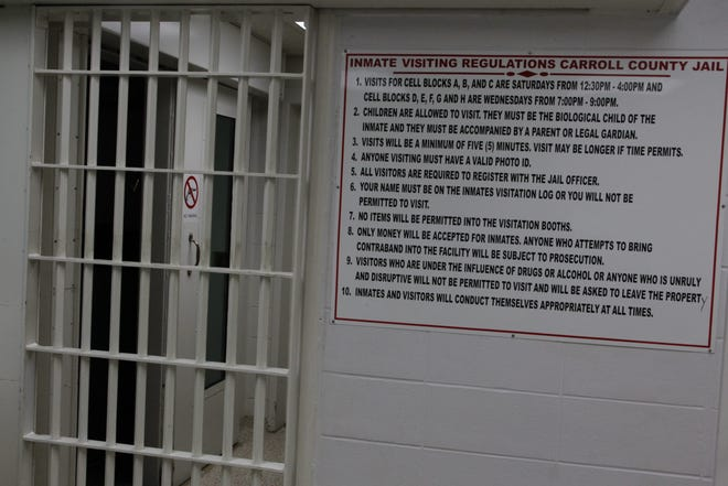 Convicts might have to start paying for their stay at the Carroll County Jail if the commissioners approve an ordinance that allows a fee to be assessed on those convicted of misdemeanors and felonies.