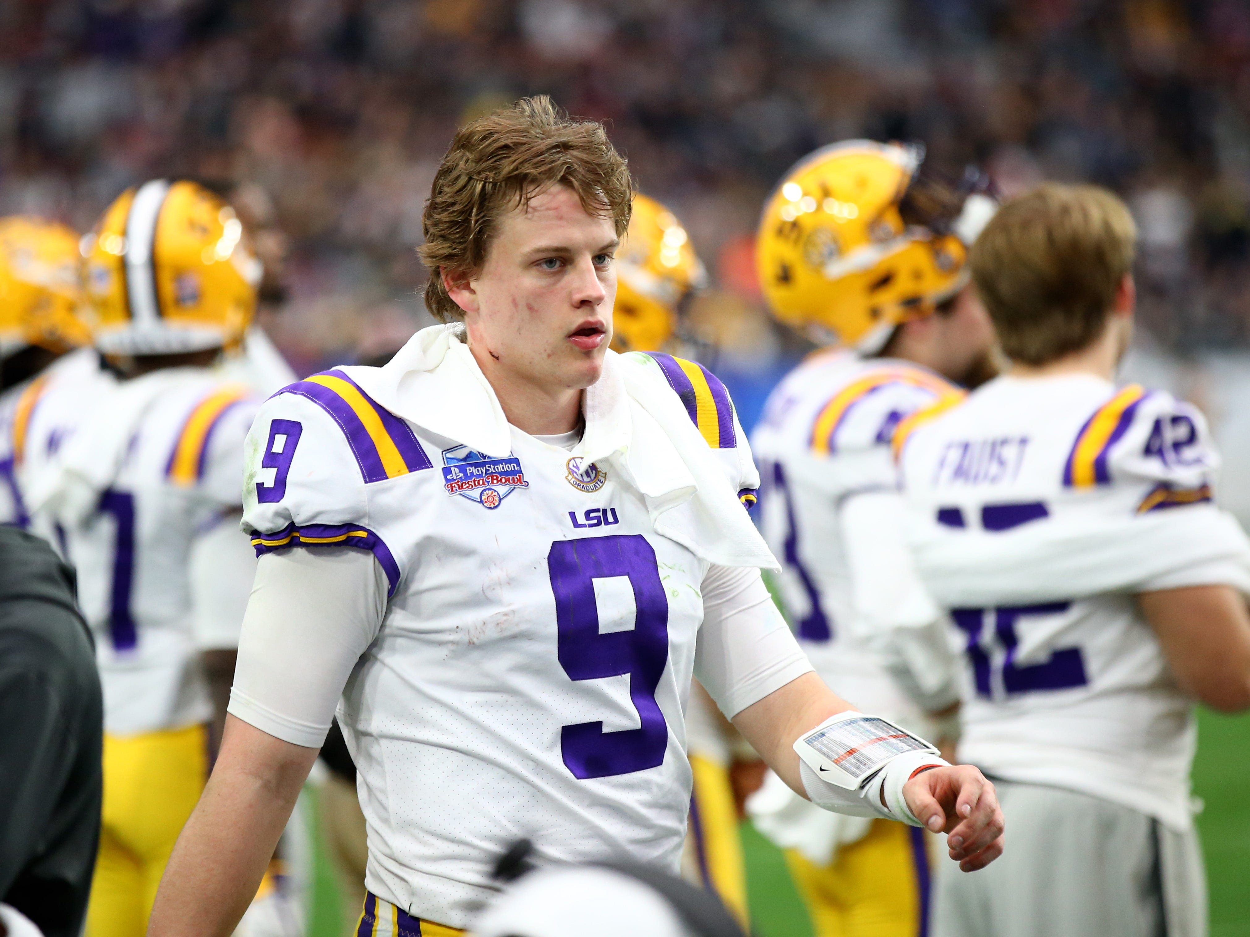 Joe Burrow: 4 things to know about the LSU football ...