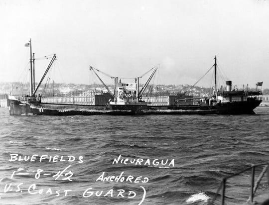 Bluefields freighter
