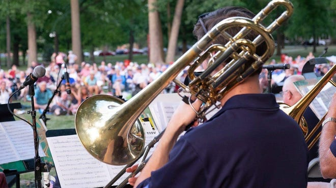 America's Hometown Band's Big Band Swing concert returns to Muncie on July 18, 2019.