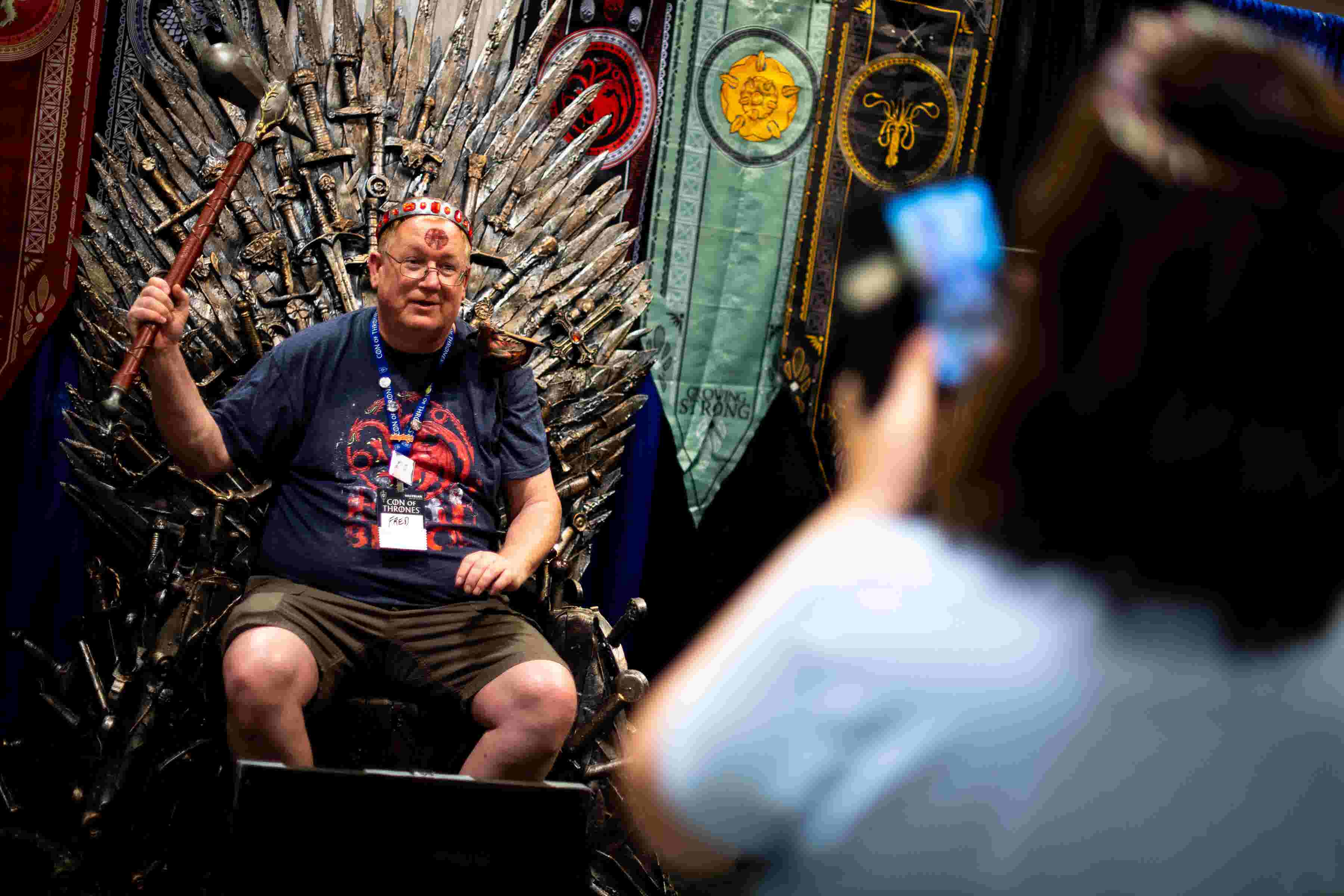 'Game of Thrones' fans flock to Nashville convention in wake of show's departure