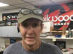 Sterling Marlin plans return to racing in Nashville after Parkinson's disease surgery
