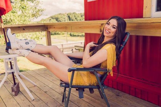 Country artist Jenny Tolman.