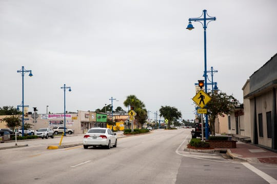 Social service agencies in Immokalee say that many undocumented immigrants stay inside their homes when there are reports of ICE agents in town, like there were in the early morning on Friday, July 12, 2019.