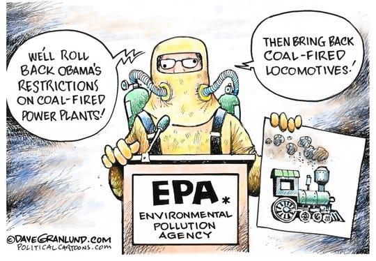 EPA on coal plants.