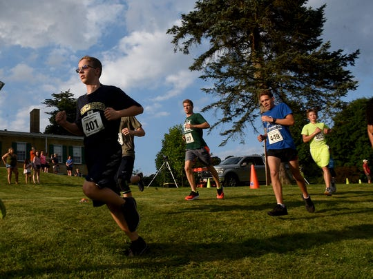 The first race in the Bryn Du Summer Cross Country Series has been cancelled, but the second race scheduled for July 30 still could be held.