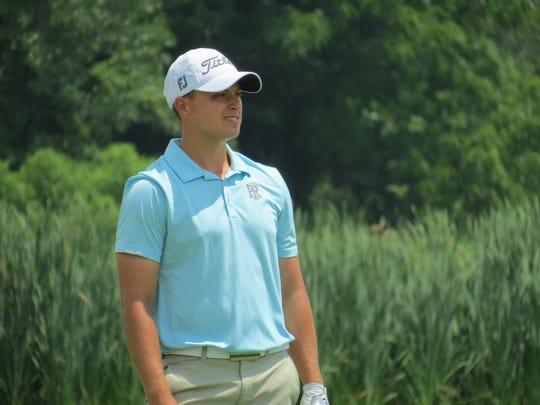 Dawson Jones' wire-to-wire win at the 118th New Jersey Amateur Golf Championship featured a record-setting score.