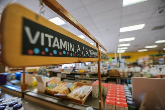 The Mountain View Market Co-Op is pictured in Las Cruces on Friday, July 12, 2019. While the store is open to the general public for shopping, the co-op is owned by members who pay $20 annually or purchase a share of the business up front for $200.