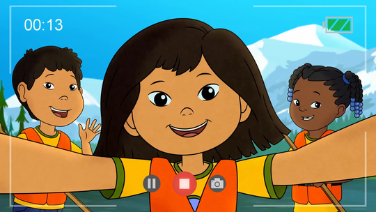 """""""Molly of Denali"""" premieres on PBS and PBS Kids stations on July 15."""
