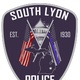 South Lyon Police uniform patch